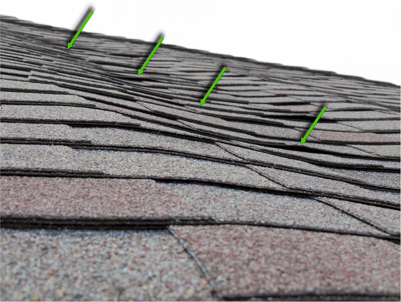 Sunken Roof Outside