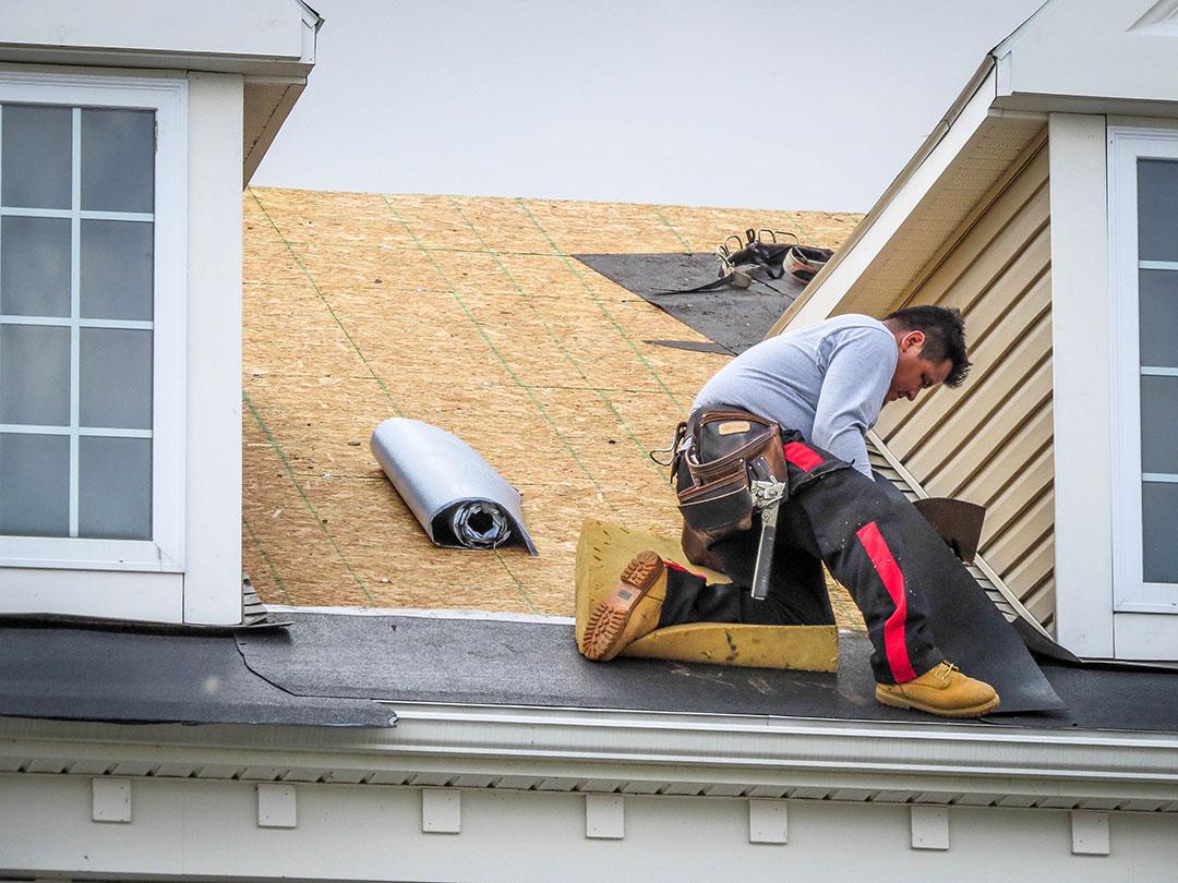 Roof repair service Delaware, Ohio