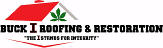 "Roof Repair in Ohio | Buck ""I"" Roofing Logo"
